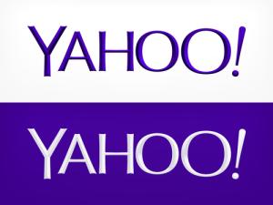 Nouveau logo yahoo!